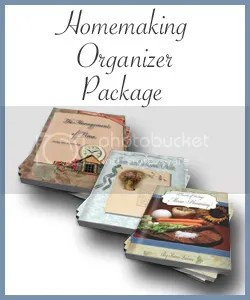 Well Kept Home Planner Package
