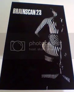 brainscan 23  cover