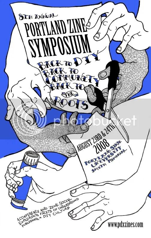 Portland Zine Symposium 2008