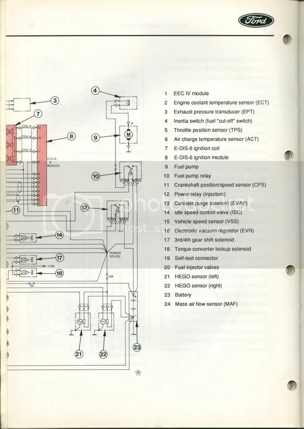 24 Valve Cosworth Wiring Diagram