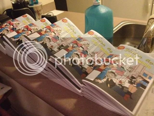 comic book copies
