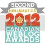2012 Canadian Weblog Awards winners