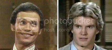 Billy Crystal and Jack Coleman