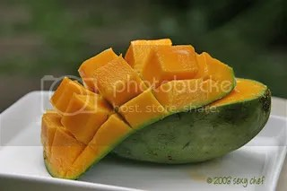 A harum manis mango. (Thanks to Sexy Chef of flickr for the image.)