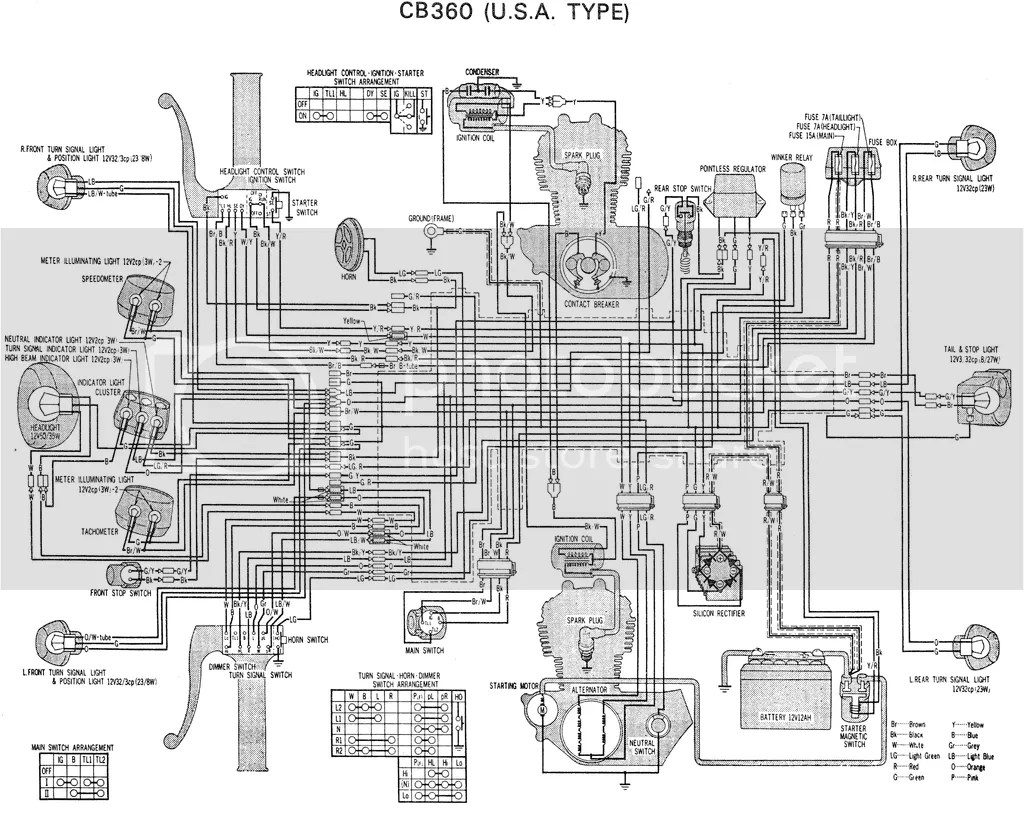 K40 Cb Wiring Diagram