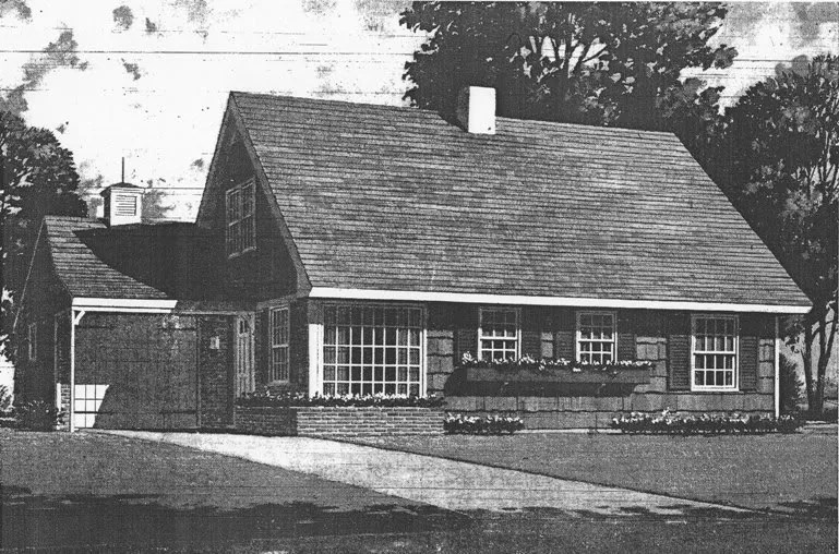 Levittown New Jersey 1959