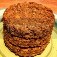 Recipe ReDux: Walnut Oat Patties
