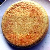 Rice Cooker Whole Wheat Sponge Cake