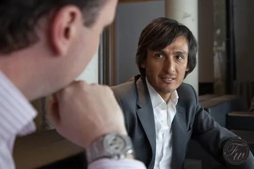 Interview with Octavio Garcia