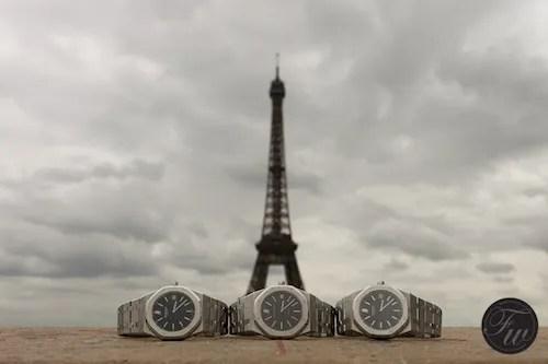 Royal Oak Exhibition in Paris