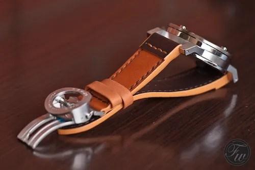 CTK leather straps
