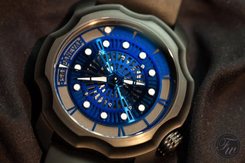 Sarpaneva Korona K0 in blue