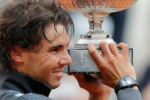 Rafael Nadal Richard Mille RM027