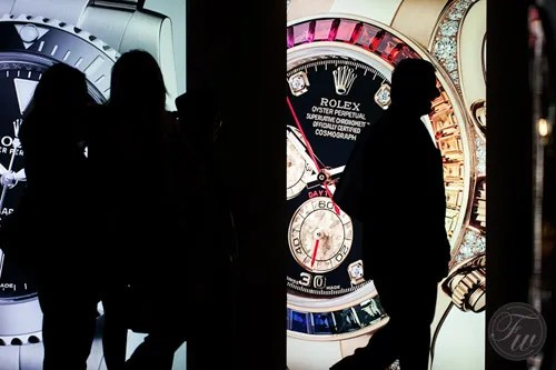 Rolex at BaselWorld 2012