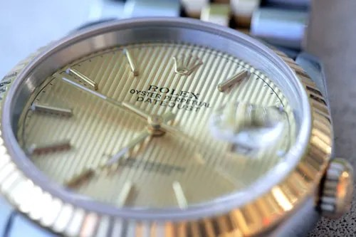 Rolex Datejust 16233 tapestry
