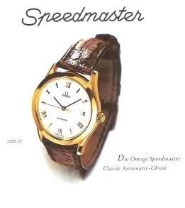 Omega brochure 1991