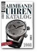 Armband Uhren Katalog 2008