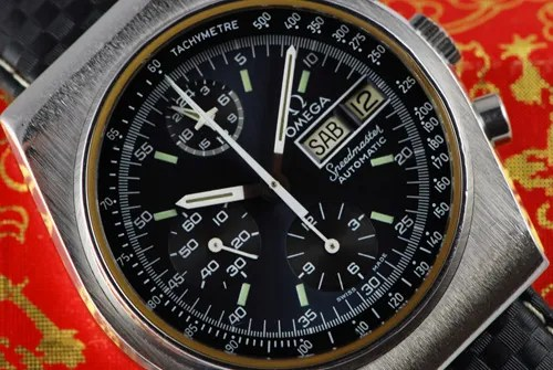 Speedmaster Day-Date Automatic