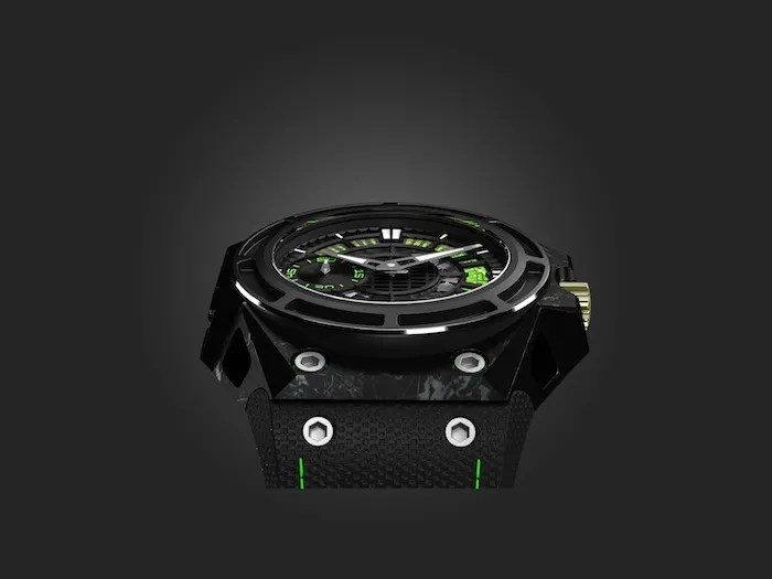 Baselworld 2013   Linde Werdelin Introduces The SpidoLite II Tech