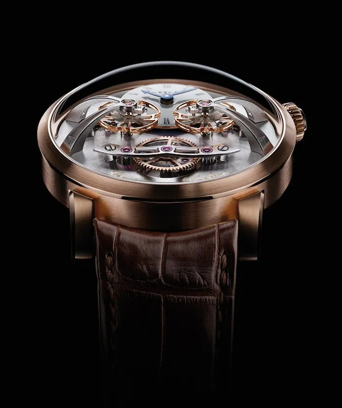 MB&F Legacy No 2   The Dual Regulator
