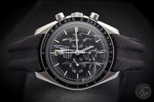 Speedy Tuesday Reinhard Furrer's Speedmaster
