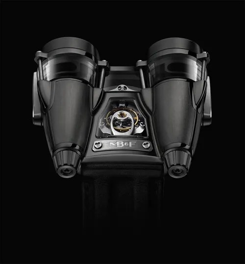 MB&F HM4 for Marcus London