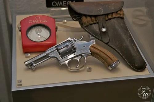 Omega Start Pistol