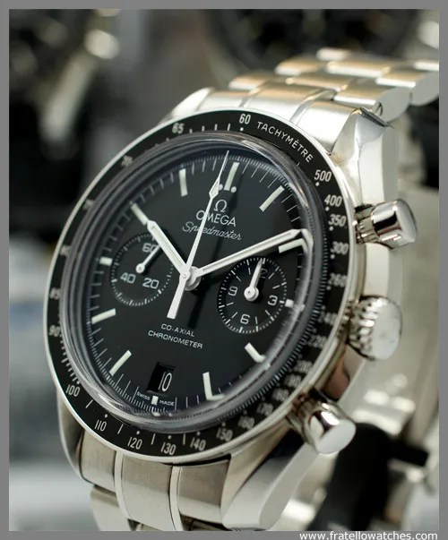 Speedmaster Chrono Co-Axial