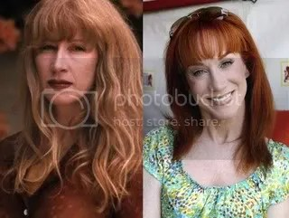 Loreena McKennitt and Kathy Griffin