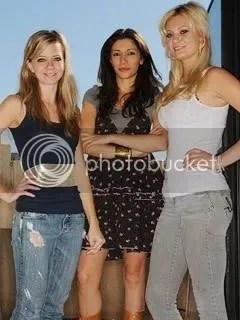 Carol Hannah, Irina, Althea