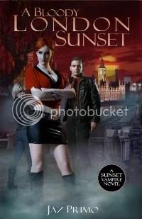 A Bloody London Sunset