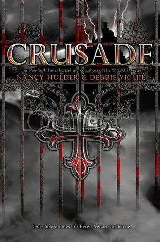 Crusade book cover