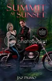 Summit At Sunset