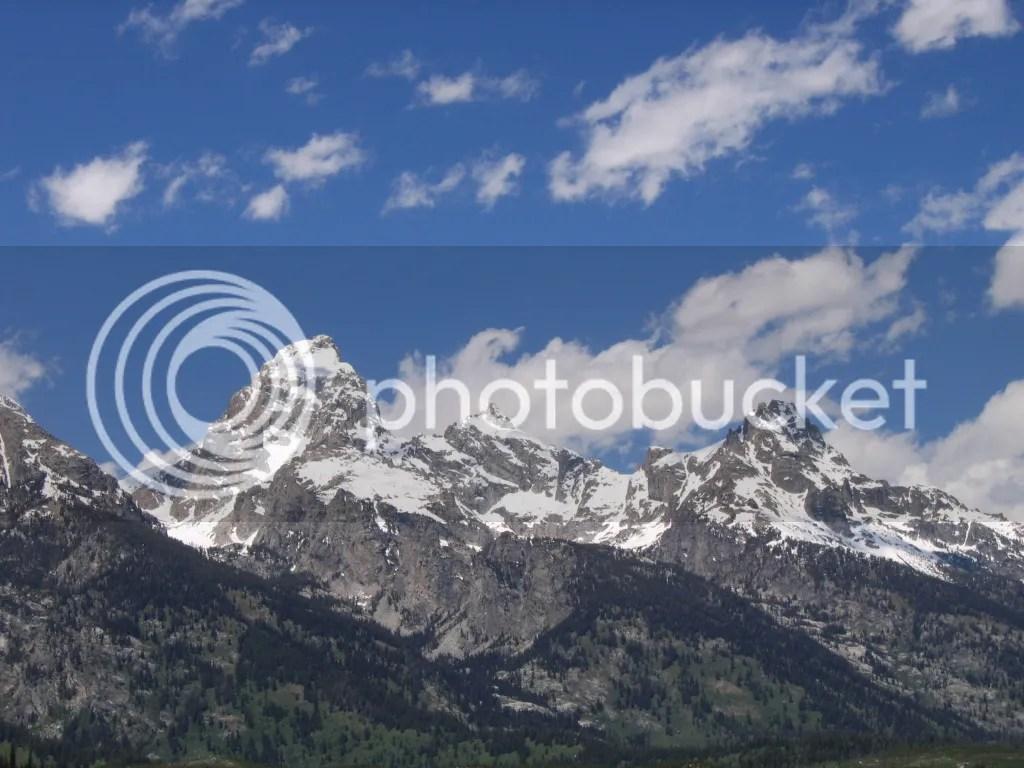 Grand Teton Peaks 6