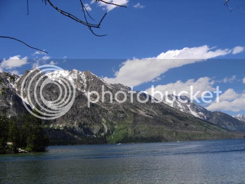 Grand Teton Peaks 9