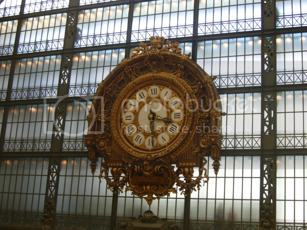 Iconic Clock