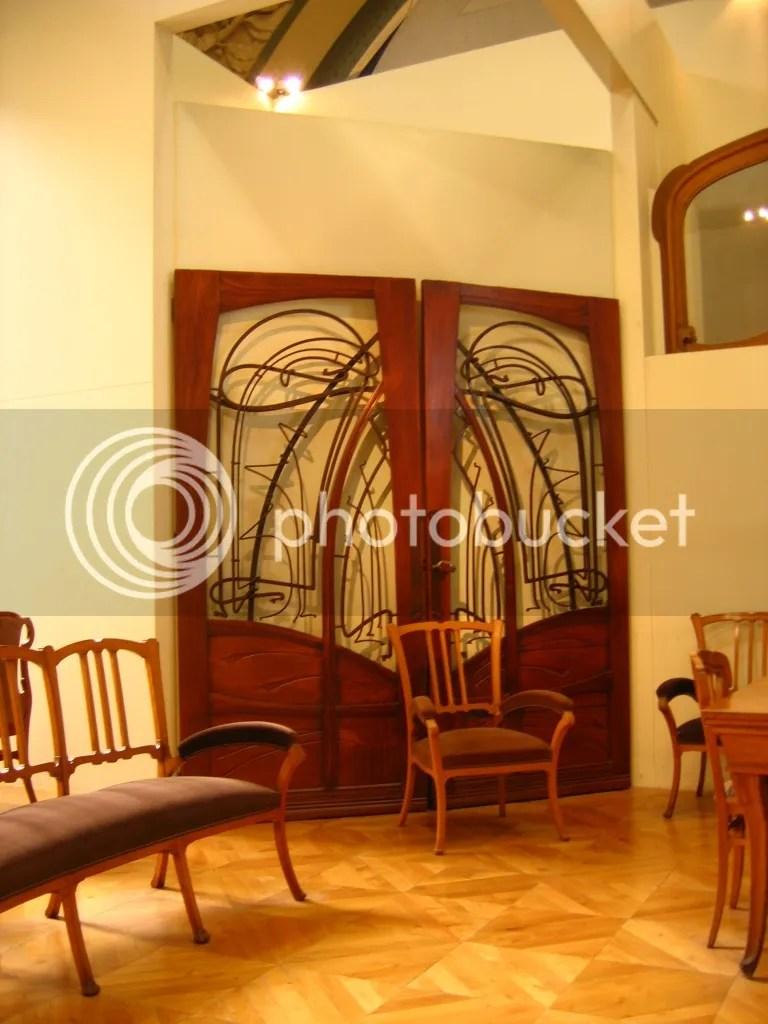 More Pretty Doors, Furniture