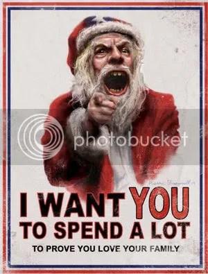 ¡Quiero que gastes mucho!