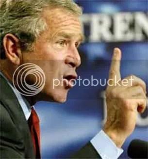 Angry Bush