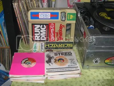 Groovy Record Show Finds
