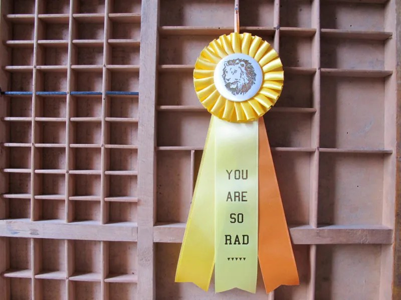 rad award