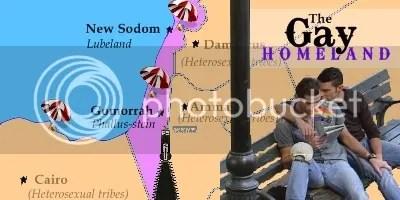 gay homeland map