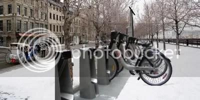 bixi winter