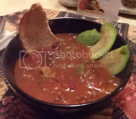 tex in your mex chili