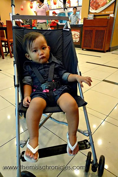 braun lightweight stroller