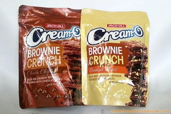 Cream O Brownie Crunch