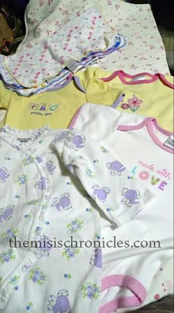 Baby Clothes The Misis Chronicles