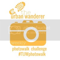 Grab button for The Urban Wanderer