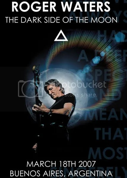 Roger Waters Live In Argentina