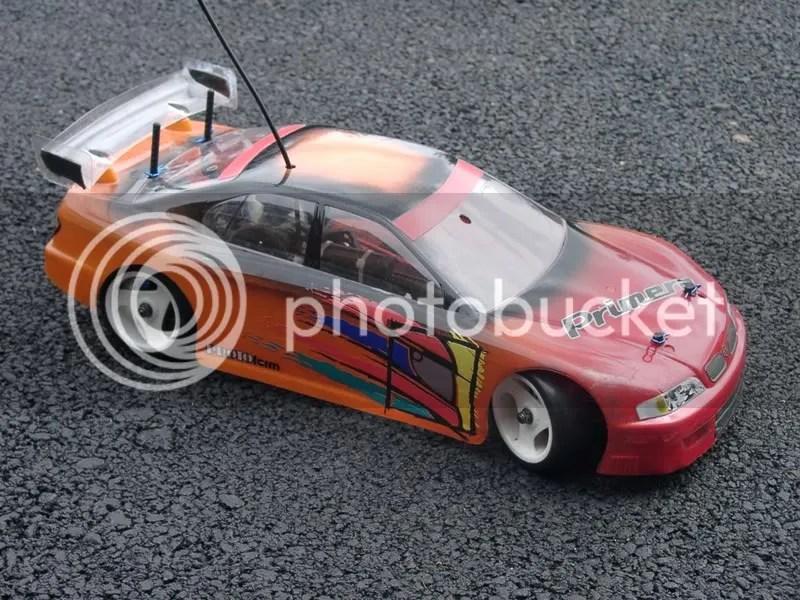 HPI RS4 Rally